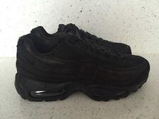 Nike Air Max 95 PRM Women's Size 4 UK 37.5 EUR Black 807443 004