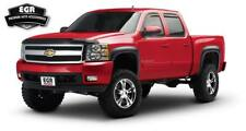 EGR Rugged Black Fender Flares Set For 2007-2014 Chevrolet Silverado 2500 751504