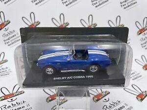 "Die Cast "" Shelby IN/C Cobra 1965 "" Spider & Cabrio 1/43"