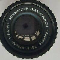 Schneider-Kreuznach Tele-Xenar 3.8/ 90mm Robot Lens
