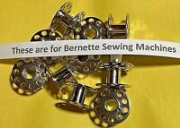 Metal Bobbins for Bernina Sewing Machines for Models: 204-213 and 317-380