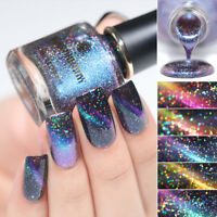 Holo Chameleon CatEye Nail Polish Magnetic Manicure Varnish BORN PRETTY 6ml