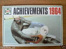 CASTROL ACHIEVEMENT 1964 BMC MINI COOPER S,JIM REDMAN HONDA,MONTE CARLO RALLY,MX