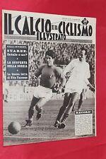 Rivista Sportiva IL CALCIO e il CICLISMO ILLUSTRATO Anno 1961 N°45 SIVORI