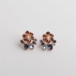 Kate Spade New York Wild Garden Stud Earrings