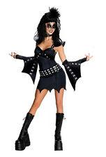 Gr XS 32 KISS The Miss Demon Deluxe Halloween Kostüm Damenkostüm Karneval r72545
