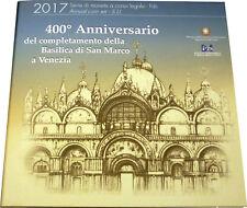 5,88 Euro Italien San Marco KMS Kursmünzensatz Kursmünzsatz st 2017