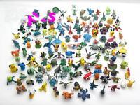 HOT Brand New Cute Lots 24pcs 2-3cm Pokemon mini random Pearl ct Figures ☪D Jʌ