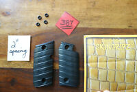 Sig Sauer P238 Black Ribbed Grips By Skingripz Good Shape W/ 4 O Rings