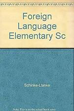 Foreign Language in the Elementary School : State of the Art Paperback