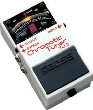 BOSS Boss CHROMATIC TUNER Chromatic Tuner TU-3 from japan F/S