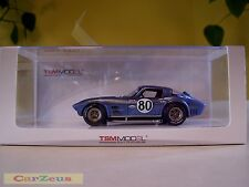 1:43 TSM, 1963 Chevrolet Corvette Grand Sport Coupe, #80 Nassau Speedweek