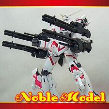 Non Bandai Heavy Artillery for 1/144 MG Unicorn / Kshatriya Gundam Model Kit