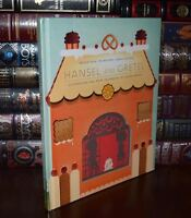 Hansel & Gretel 3D Cut Pop-up Illustrated Hardcover Sealed Edition See Pictures