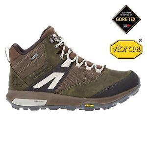 Merrell Zion Mid GTX 42-46 Hommes Gore-Tex Extérieur Randonnée Course Chaussures