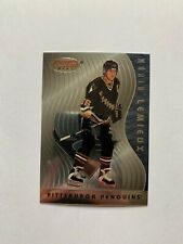 1995-96 Bowman Bowman's Best #BB10 Mario Lemieux - Pittsburgh Penguins