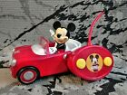 Mickey Mouse Clubhouse MICKEY'S ROADSTER Radio Control R/C Car w/ Remote