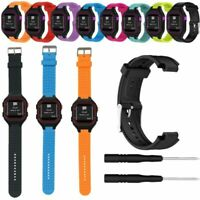 Sports Wrist Band Silicone Watch Band Strap for Garmin Forerunner 25 Bracelet