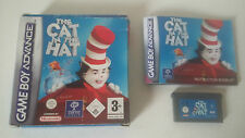THE CAT IN THE HAT - NINTENDO GAME BOY ADVANCE - JEU GBA COMPLET