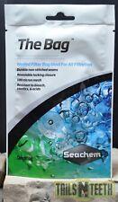"Seachem ""The Bag"" - Welded Filter Bag - 180 Micron Mesh - Non-Stitch Seams"
