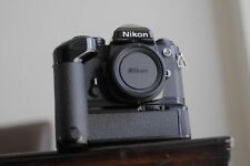 Nikon FE camera body with Nikon Winder and New batteries