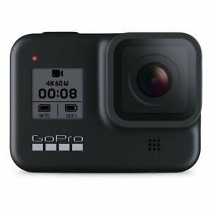 GoPro Hero 8 Black Action Kamera-vlogging Kamera-Kostenlos und Schnell UK Lieferung