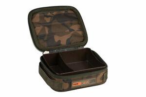 Fox Camolite Compact Rigid Lead & Bits Bag (SALE - FREE SHIPPING)