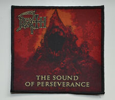 DEATH - The Sound Of Perserverance - Patch - 9,7 cm x 9 cm - 164343