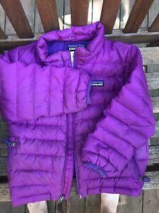 Patagonia Down Sweater Jacket 3T Baby Toddler