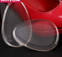 Silicone Gel Shoe Front Pads Cushion Half Yard Stick Insert Insoles Foot Care 6X