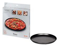 Whirlpool AVM290 Piatto Crisp Medio per Forno a Microonde - Nero