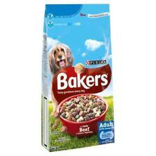 Nourriture alimentations adultes boeuf pour chien