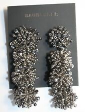 Earrings in Platinum Nwt-BaubleBar Beaded 4 Bauble