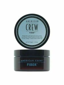 American Crew Fiber Cream Mens Strong Hair Styling Product 50g