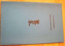 VERY RARE Durtro Current 93. stenbook la mazurka, signed, Very fine Lim. 88/130