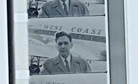Advertising 16mm Film Reel - West Coast Airlines #4-4 (WC20)
