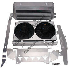 CX Intercooler Radiator Shroud Fan For Chevrolet Corvette C6 LS LS3 NA-T Turbo