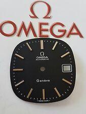 esfera o dial omega geneve automatico 1012,modelo tv,nueva de stock restaurada