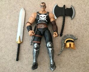 Marvel Legends Gladiator Hulk BAF Wave Ares Action Figure Loose