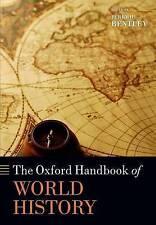 NEW The Oxford Handbook of World History (Oxford Handbooks) by Jerry H. Bentley