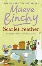 MAEVE BINCHY ______ SCARLET FEATHER ____ BRAND NEW ____ FREEPOST UK