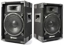 CASSE ACUSTICHE PASSIVE no amplificate 2 VIE karaoke monitor spia deejay dj NEW