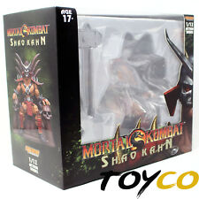 New US Storm Collectibles Mortal Kombat VS Series Shao Kahn 1/12 Scale Figure