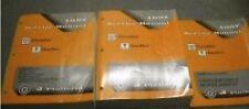 1997 Chevy Cavalier Pontiac Sunfire Service Shop Repair Manual Set W Supplement