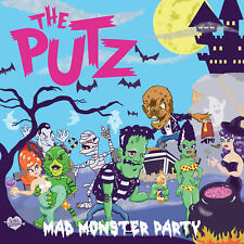 The Putz - 'Mad Monster Party' (Vinyl LP Record)