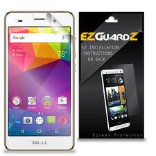 2X EZguardz LCD Screen Protector Cover HD 2X For BLU Dash X2
