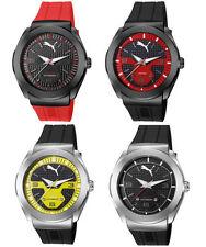 PUMA Quarz - (Batterie) Armbanduhren aus Kunststoff