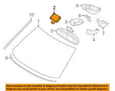 VOLVO OEM 11-18 S60 Wiper-Sensor 31214359