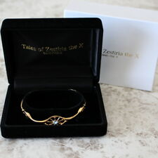 TALES of Zestiria the X Mikleo s List Bangle Bracelet Official Sterling Silver