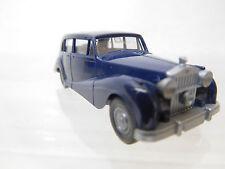 eso-3555Wiking 1:87 Rolls Royce Silver Wraith stahlblau